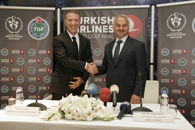Turkish Airlines Open approaching...