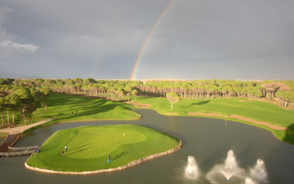 SUENO PINES & DUNES GOLF COURSES