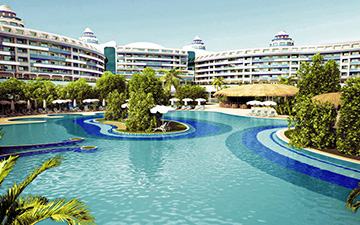 SUENO HOTELS DELUX BELEK